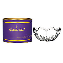 Buy Waterford Crystal Giftology Heart Bowl Online at johnlewis.com
