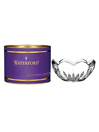 Waterford Crystal Giftology Heart Bowl