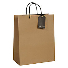Buy John Lewis Something Fab Gift Bag, Medium Online at johnlewis.com