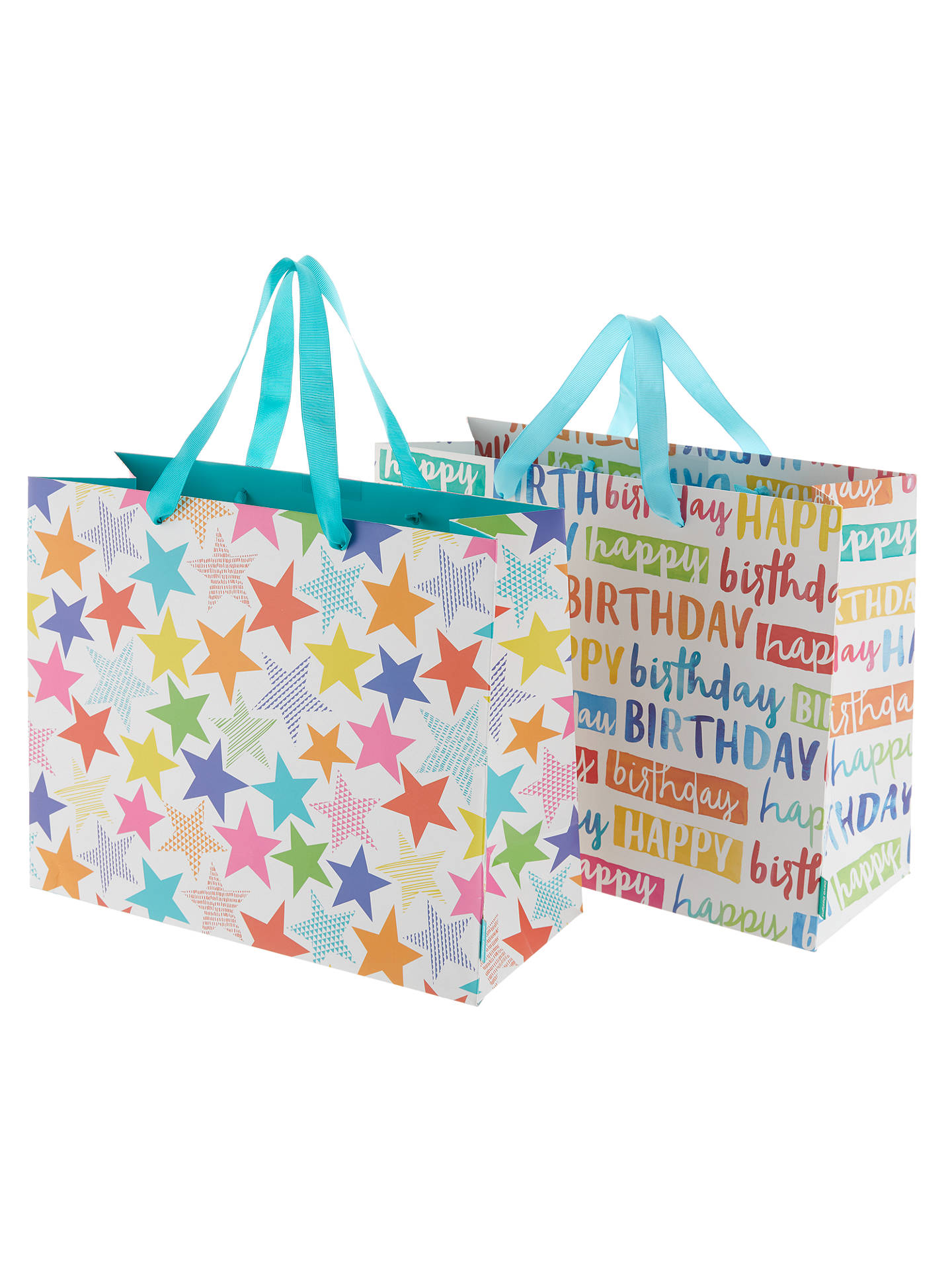 Deva Designs Birthday Gift Bag Large