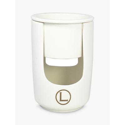 Lily-Flame Ceramic Wax Melt Burner