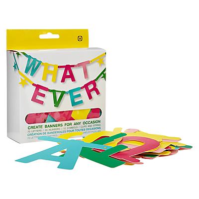 NPW DIY Banner Kit