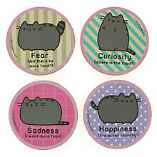 Buy Pusheen Coasters Online at johnlewis.com