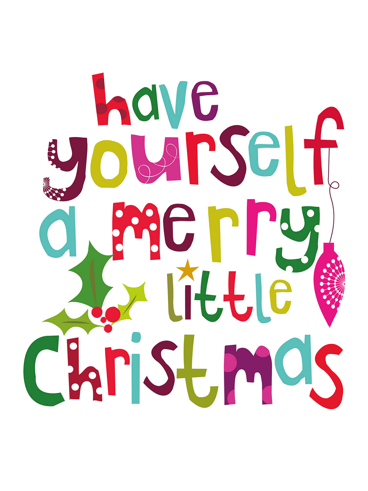 Caroline Gardner Have Yourself A Merry Little Christmas Charity ...