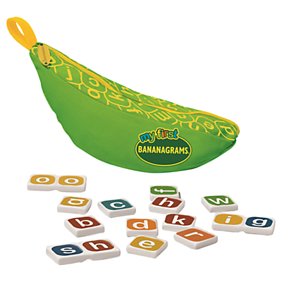 Image of Bananagrams My First Bananagrams Game