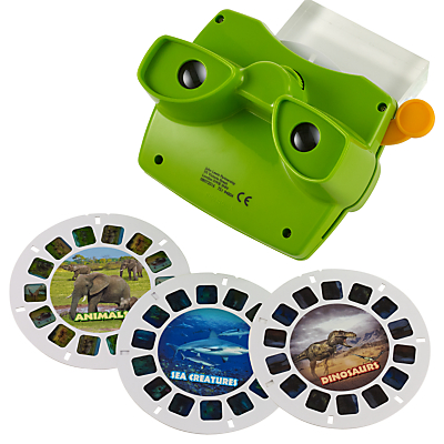 Product photo of John lewis 3d view finder toy