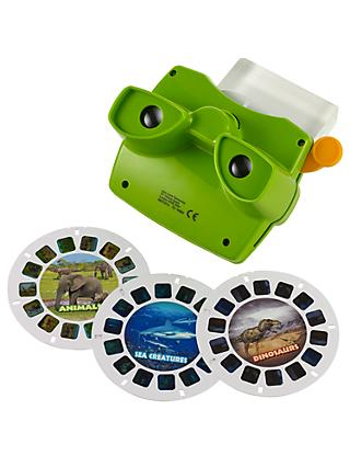 John Lewis & Partners 3D View Finder Toy