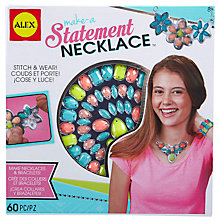 Buy Make-a Statement Necklace Online at johnlewis.com
