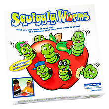 Buy Squiggly Worms Game Online at johnlewis.com
