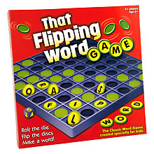 Buy That Flippin' Word Game Online at johnlewis.com