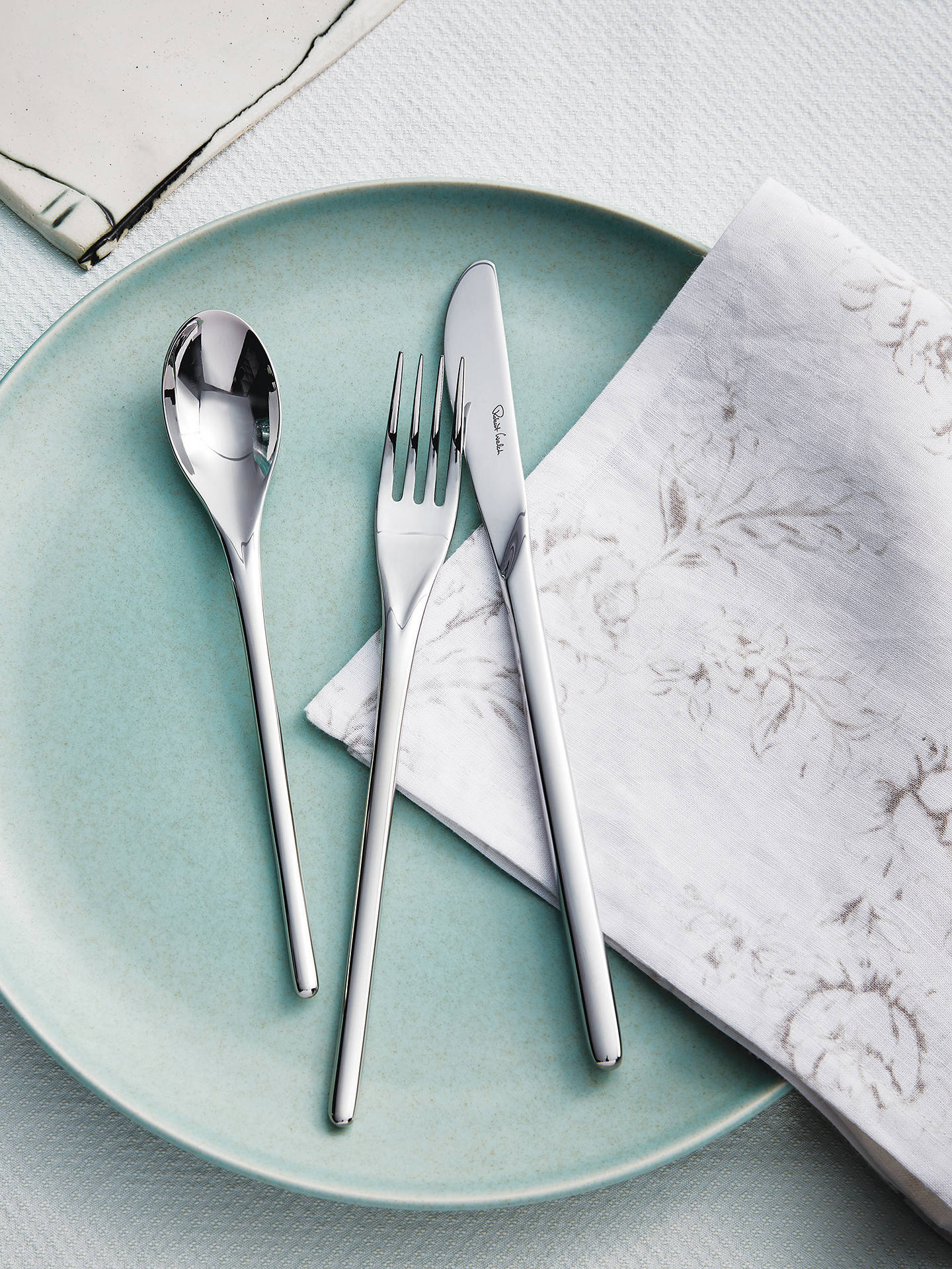 BuyRobert Welch Bud Cutlery Set, 42 Piece Online at johnlewis.com