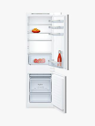 Neff KI5862S30G Integrated Fridge Freezer, A++ Energy Rating, 54cm Wide