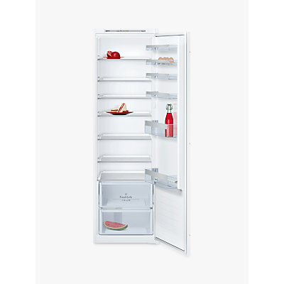 Neff KI1812S30G Integrated Fridge, A++ Energy Rating, 54.1cm Wide