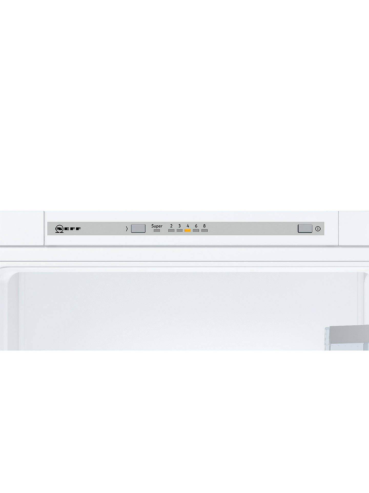 BuyNeff KI1812S30G Integrated Fridge, A++ Energy Rating, 54.1cm Wide Online at johnlewis.com