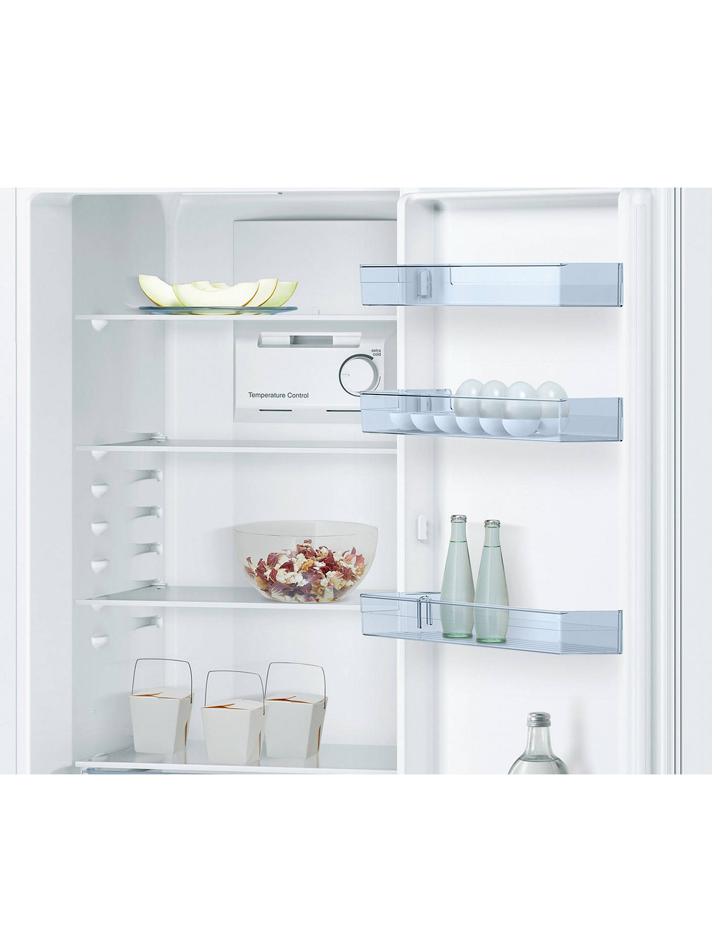Buy Bosch KGN36NW30G Freestanding 60/40 Fridge Freezer with NoFrost, A++ Energy Rating, 60cm Wide Online at johnlewis.com