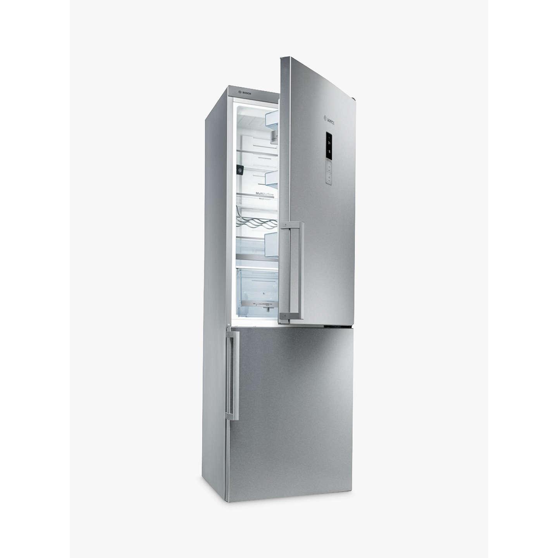 bosch kgn36hi32 freestanding fridge freezer with home connect a energy rating 60cm wide. Black Bedroom Furniture Sets. Home Design Ideas