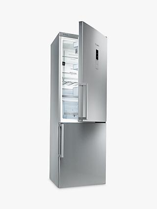 Bosch KGN36HI32 Freestanding Fridge Freezer with Home Connect, A++ Energy Rating, 60cm Wide, Silver