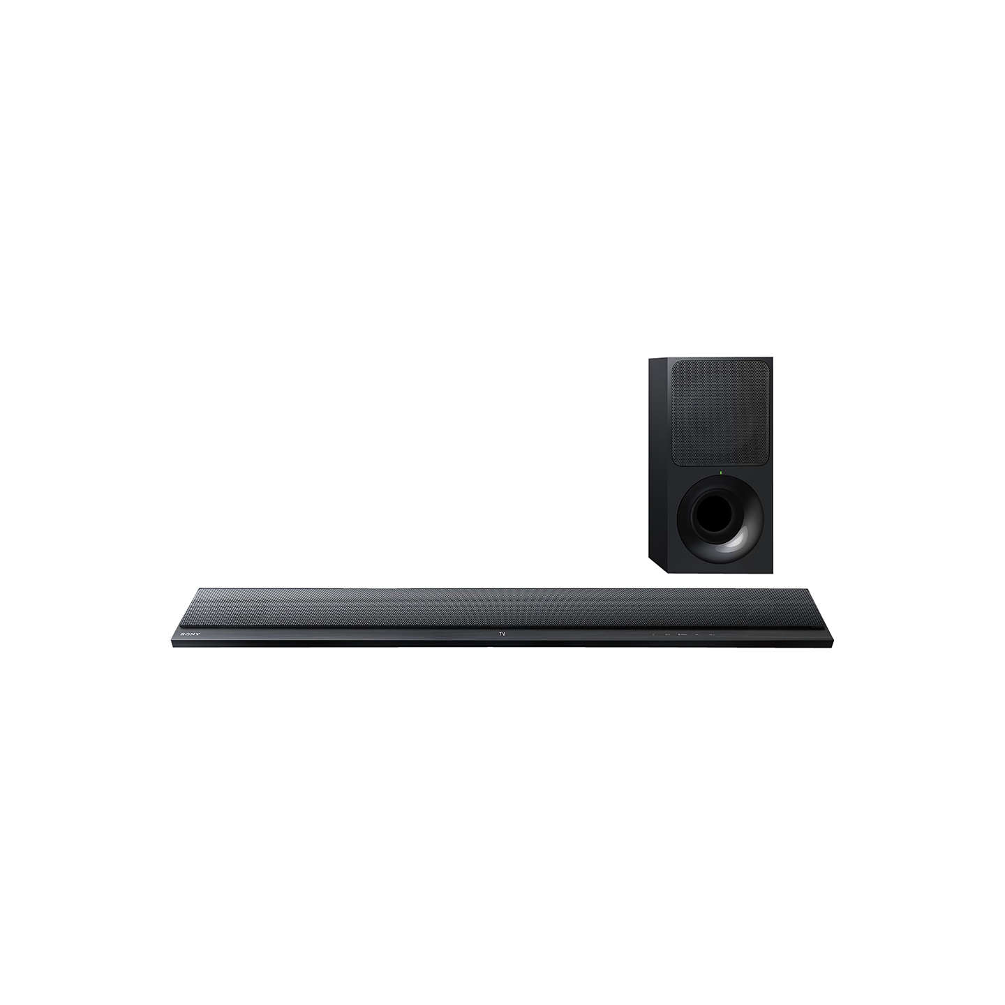 BuySony HT-CT390 Bluetooth NFC Sound Bar with Wireless Subwoofer Online at johnlewis.com