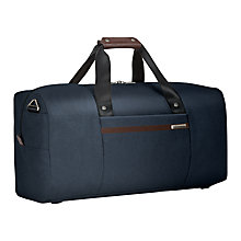 Buy Briggs & Riley Kinzie Street Simple Duffle Online at johnlewis.com