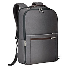 Buy Briggs & Riley Kinzie Medium Backpack Online at johnlewis.com