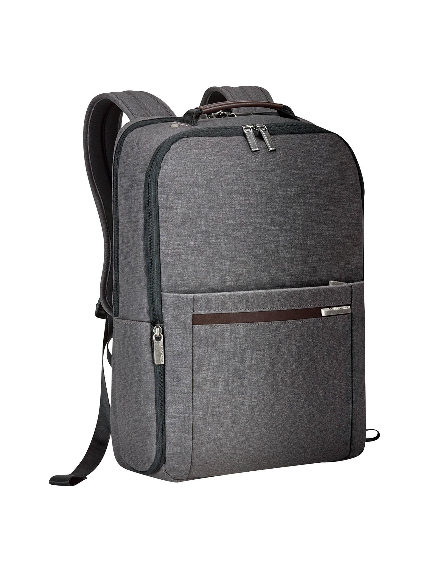 5de9806299 Briggs   Riley Kinzie Medium Backpack at John Lewis   Partners