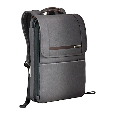 Briggs & Riley Kinzie Flapover Expandable Backpack
