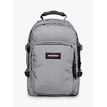 Buy Eastpak Provider Laptop Backpack, Sunday Grey Online at johnlewis.com