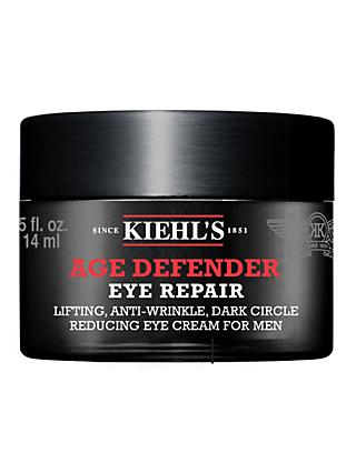 Kiehl's Age Defender Eye Repair for Men, 14ml