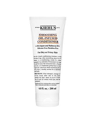 Kiehl's Smoothing Oil-Infused Conditioner, 200ml