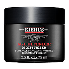 Buy Kiehl's Age Defender Moisturiser for Men Online at johnlewis.com