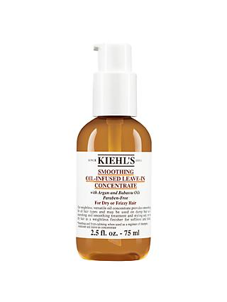 Kiehl's Smoothing Oil-Infused Leave-In Concentrate, 75ml