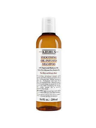 Kiehl's Smoothing Oil Infused Shampoo, Dry / Frizzy Hair