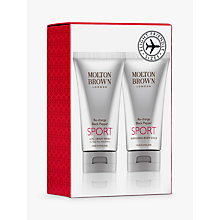 Buy Molton Brown Re-Charge Black Pepper Sport Travel Kit Online at johnlewis.com