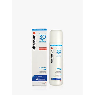 Product photo of Ultrasun spf 30 sports gel 200ml
