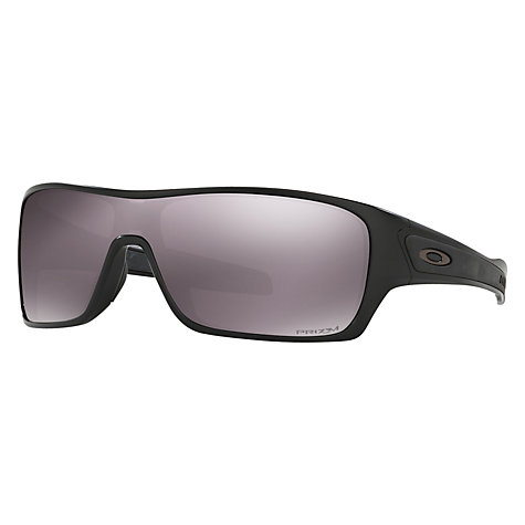 oakley polarised tj1z  Buy Oakley OO9307 Turbine Rotor Prizm Polarised Rectangular Sunglasses  Online at johnlewiscom