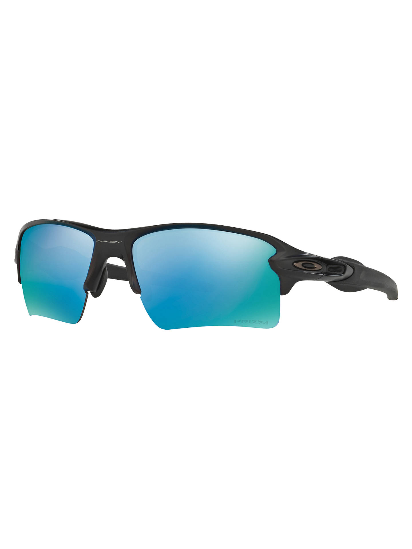 fd19d07d9e1c1 Buy Oakley OO9188 Men s Flak 2.0 XL Prizm™ Polarised Rectangular Sunglasses