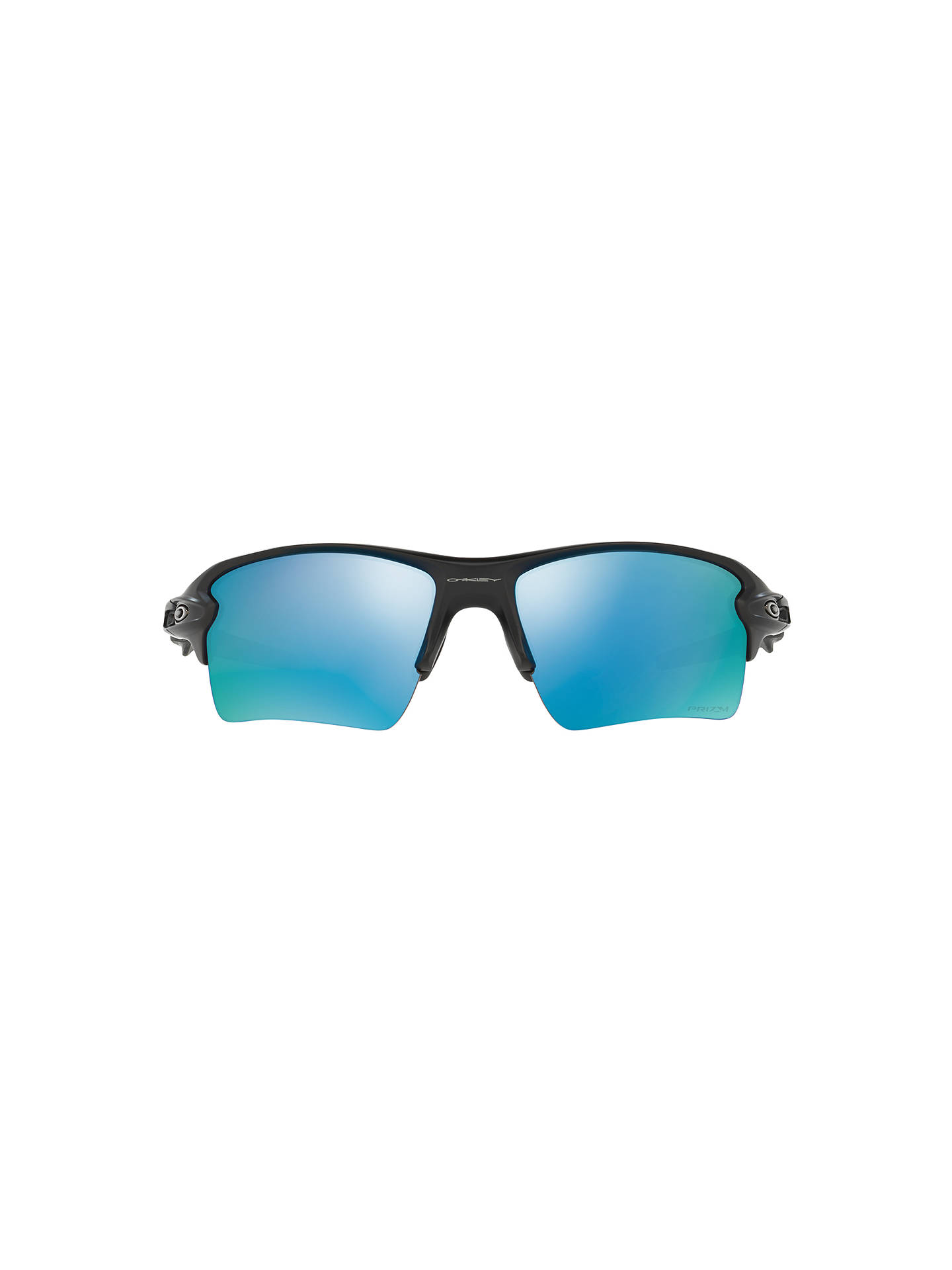 19bef3aed39 ... BuyOakley OO9188 Men s Flak 2.0 XL Prizm™ Polarised Rectangular  Sunglasses