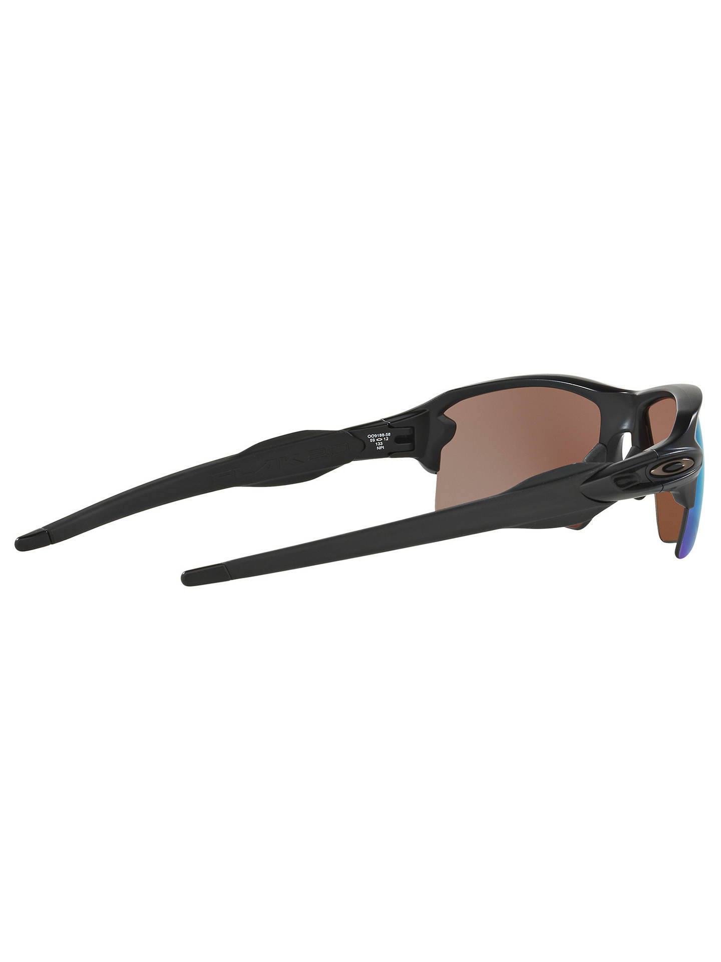 f769081ea5 ... BuyOakley OO9188 Men s Flak 2.0 XL Prizm™ Polarised Rectangular  Sunglasses