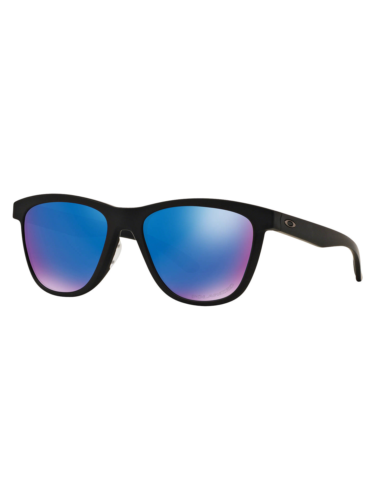 2a3998ae12 Oakley OO9320 Polarised Moonlighter D-Frame Sunglasses at John Lewis ...