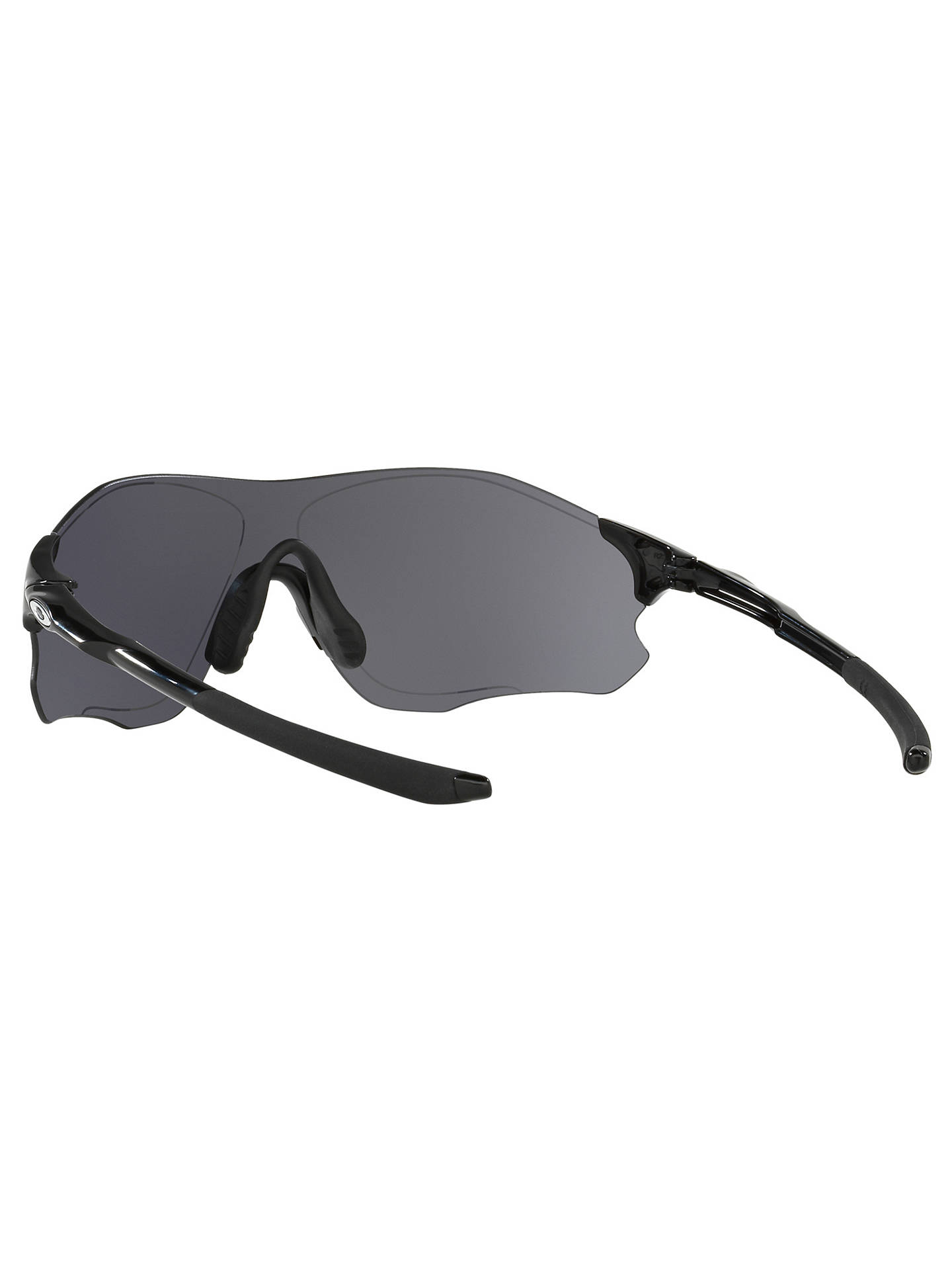 BuyOakley OO9308 Men's EVZero Path Road Sunglasses, Black/Grey Online at johnlewis.com