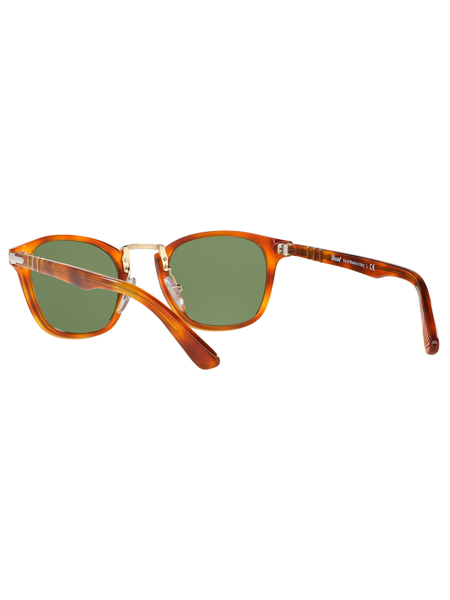7b17bf4b5fca4 Persol PO3110S Oval Sunglasses at John Lewis   Partners