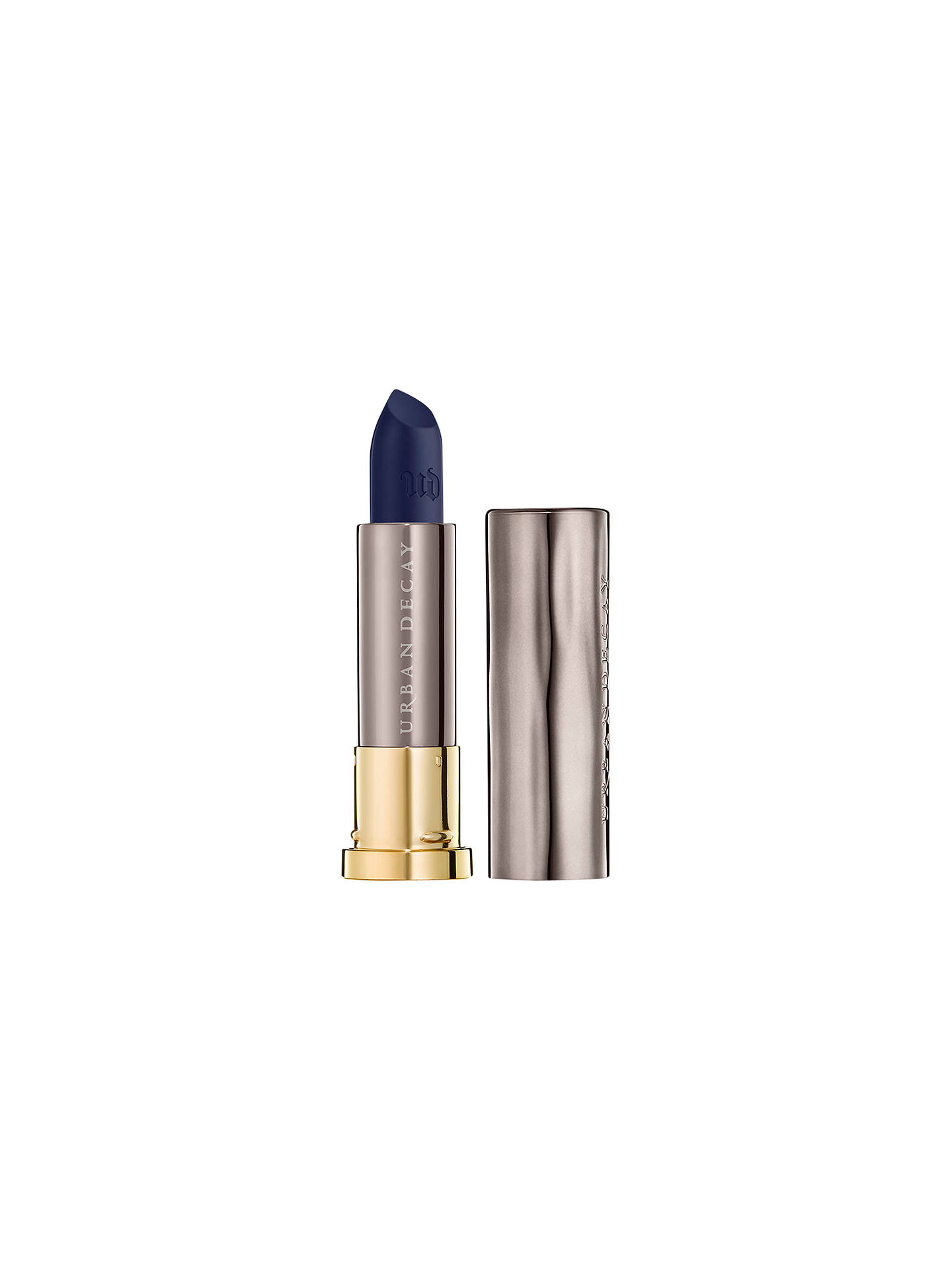 BuyUrban Decay Vice Lipstick, Comfort Matte, Heroine Online at johnlewis.com
