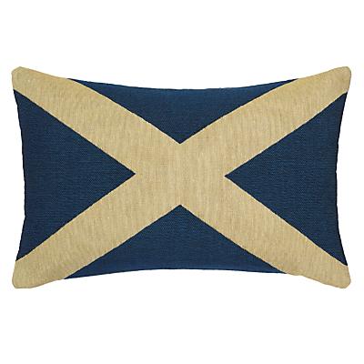 John Lewis Saltire Cushion