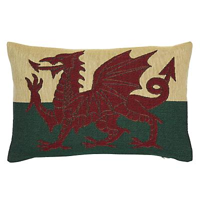 John Lewis Welsh Dragon Cushion