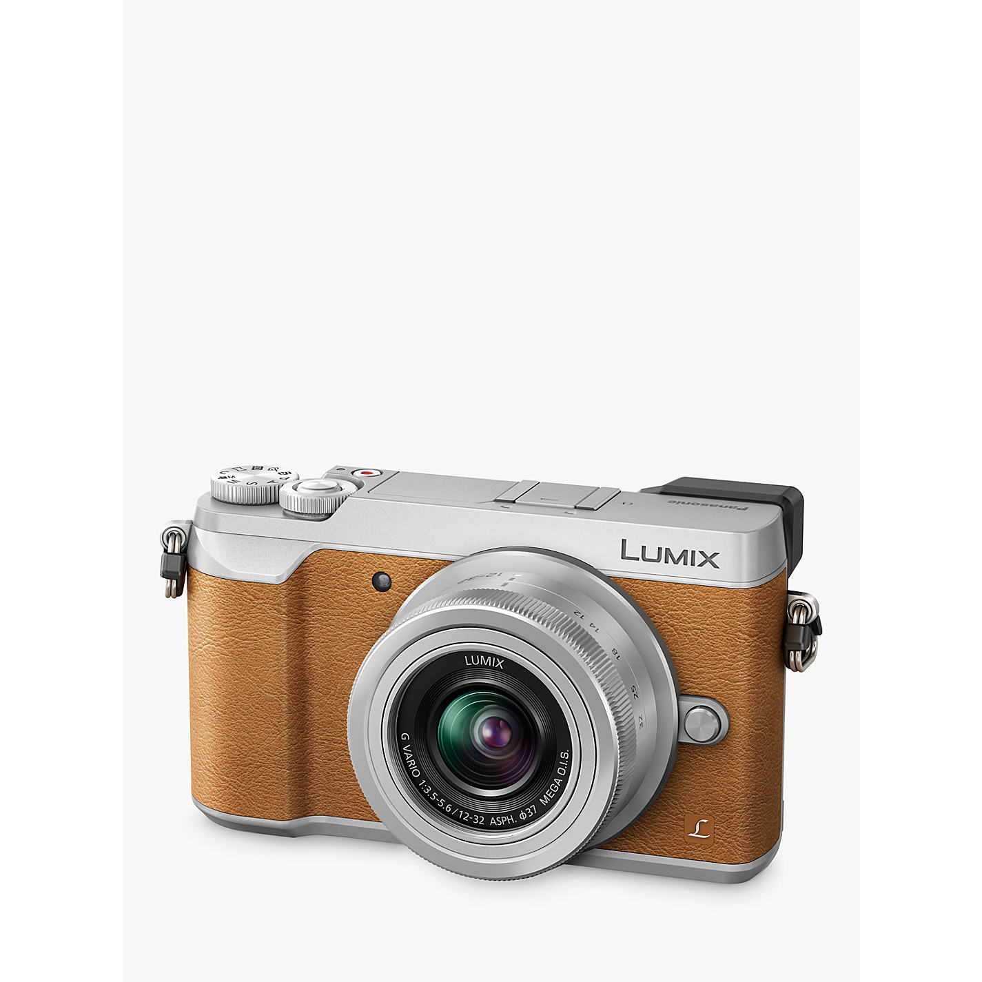 Buy Panasonic LUMIX DMC-GX80 Compact System Camera with 12-32mm ...