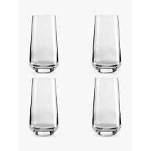 Buy Design Project by John Lewis No.018 Highball Glasses, 500ml, Clear, Set of 4 Online at johnlewis.com