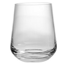 Buy Design Project by John Lewis No.18 Tumbler, Set of 4, Clear, 400ml Online at johnlewis.com