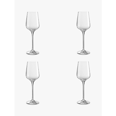 Design Project by John Lewis No.018 White Wine Glasses, Set of 4, Clear, 350ml