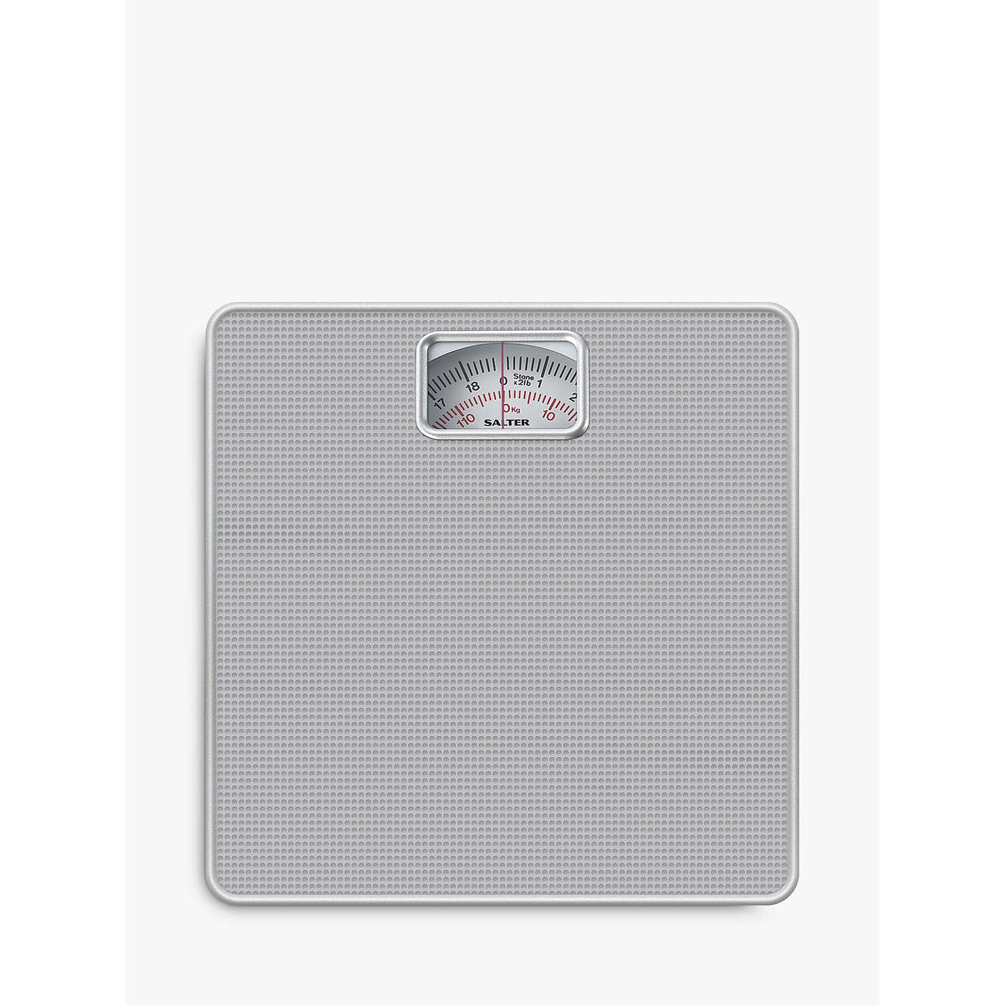 BuySalter 433 Mechanical Bathroom Scale Online At Johnlewis.com ...