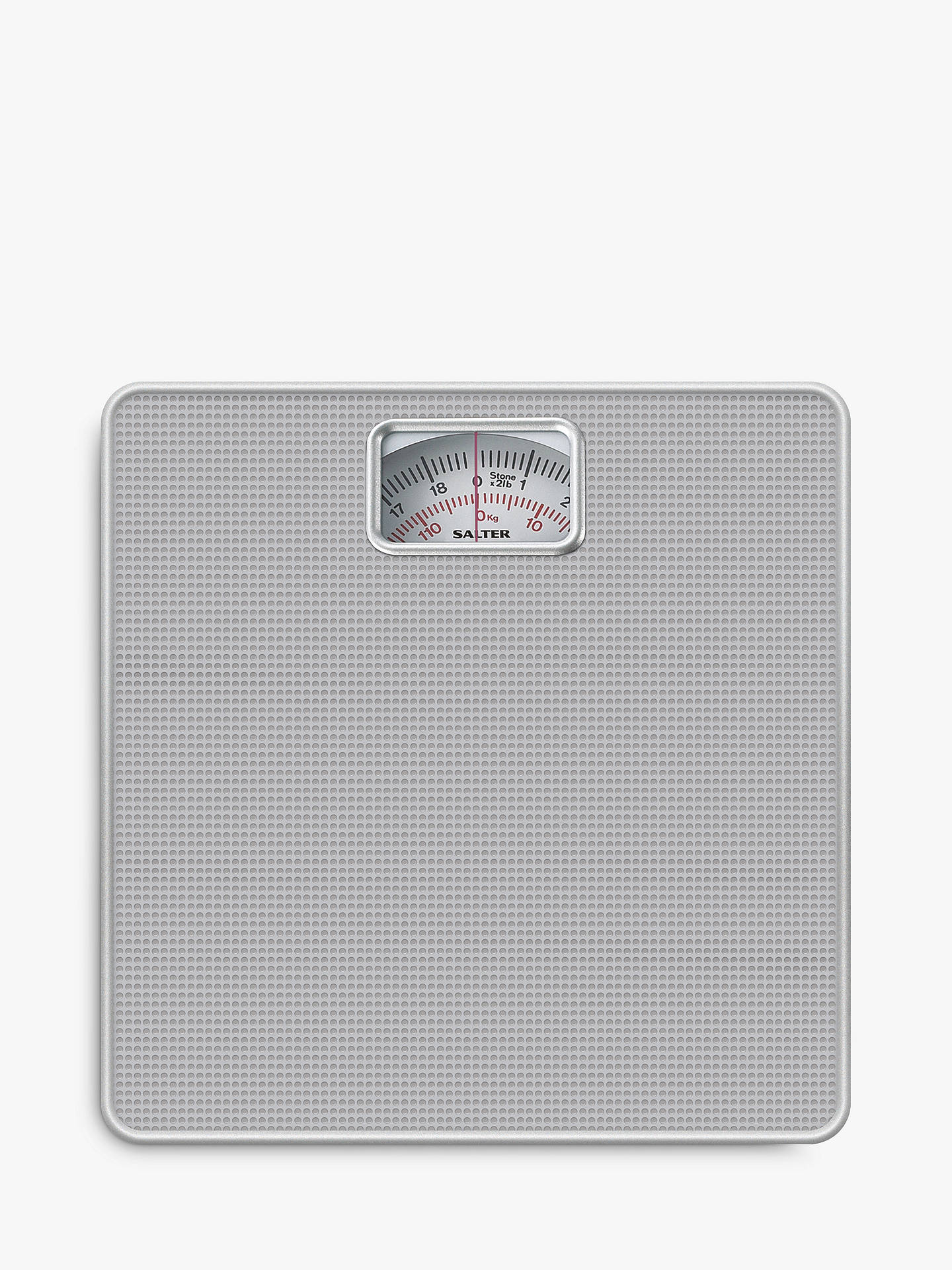 BuySalter 433 Mechanical Bathroom Scale Online At Johnlewis.com ...